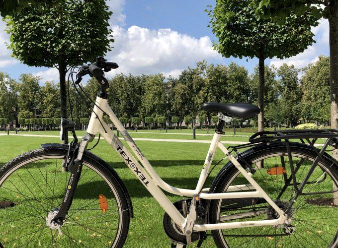 Explore baltics by bike